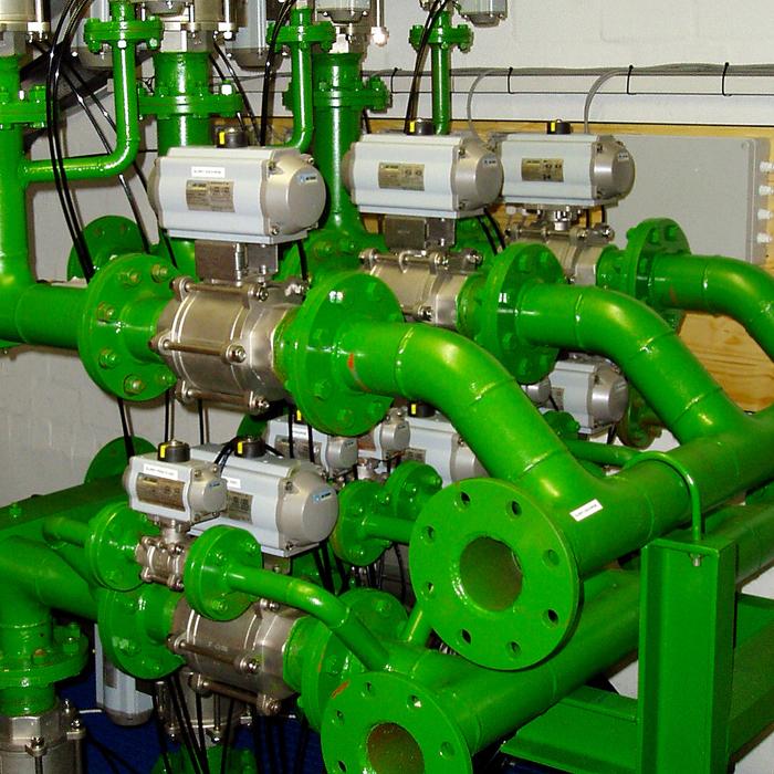 Hydraulic Ore Hoisting