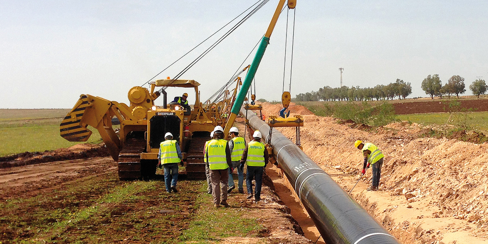 Long Distance Slurry Pipelines