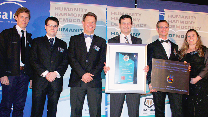 Paterson & Cooke Cape Town Wins Prestigious Award