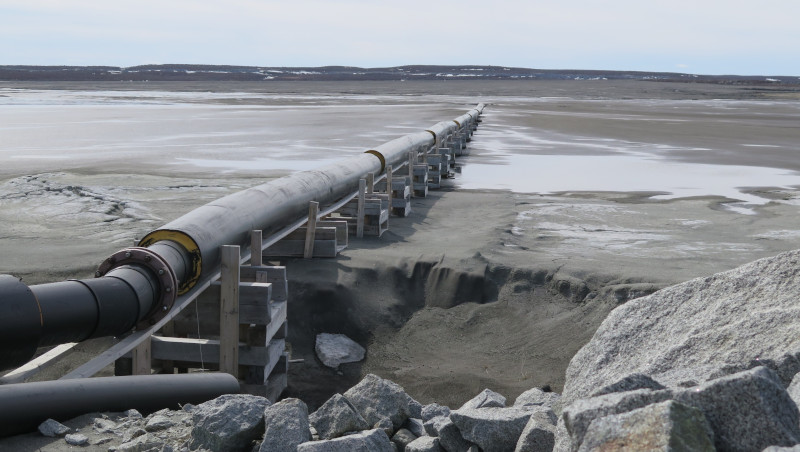 Arctic Climate Pipeline Design Considerations