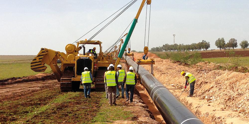Long Distance Slurry Pipelines